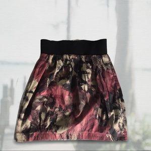 COPY - Abstract print Skirt